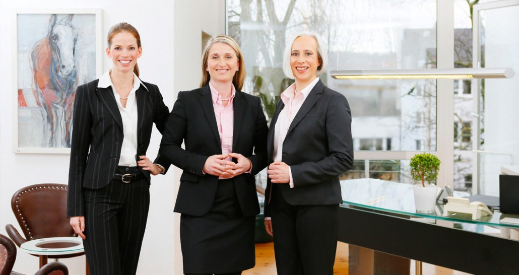 Team der Rechtsanwälte Graue Visser Lietke aus Duisburg